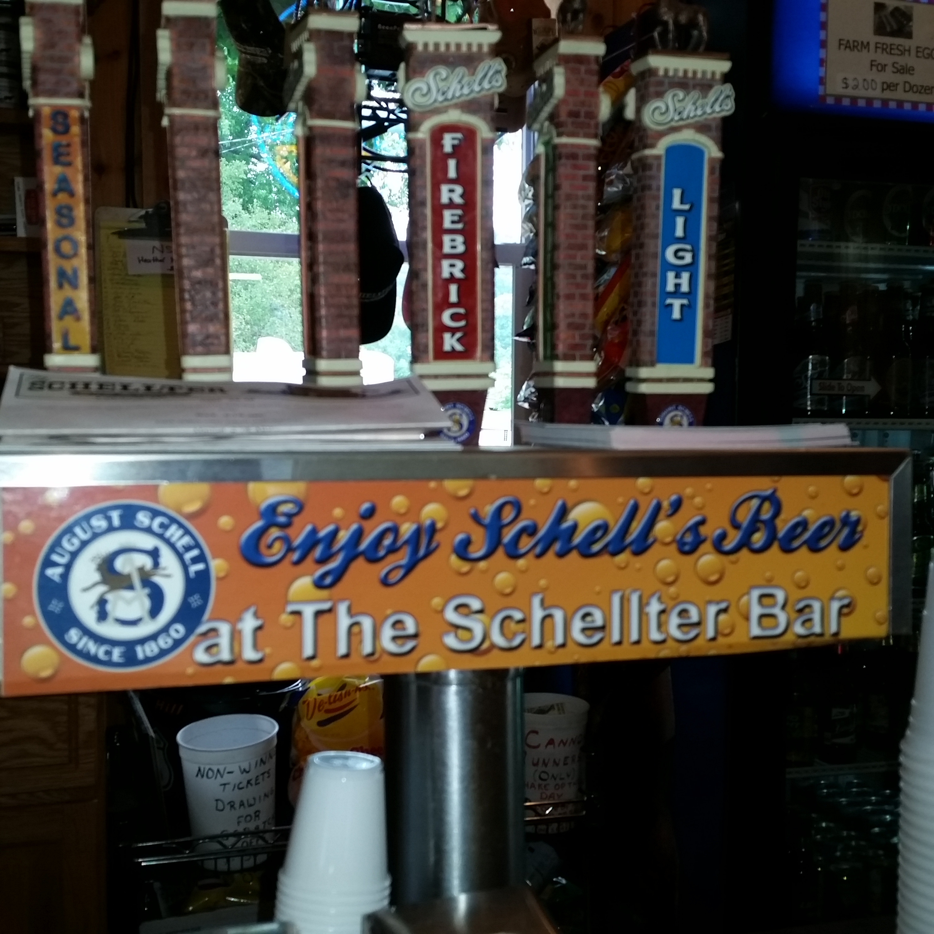 Schell Beers Tappers